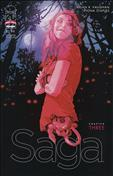 Saga (Image) #3  - 2nd printing