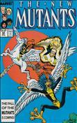 The New Mutants #58