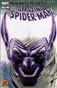 The Amazing Spider-Man #568 Variation D