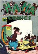 Ha Ha Comics #40