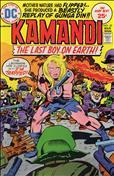 Kamandi, the Last Boy on Earth #27