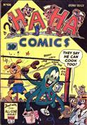 Ha Ha Comics #66