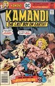 Kamandi, the Last Boy on Earth #45