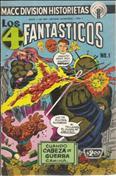 4 Fantásticos, Los (Editorial Oepisa) #1