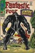 Fantastic Four (UK Edition, Vol. 1) #64