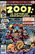 2001, A Space Odyssey (UK Edition) #6