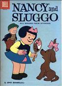 Nancy and Sluggo #180