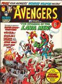 The Avengers (Marvel UK) #2