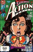 Action Comics #662  - 2nd printing
