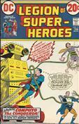 Legion of Super-Heroes (1st Series) #3
