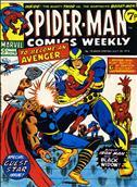 Spider-Man Comics Weekly #75
