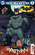Batman (3rd Series) #1  - 4th printing