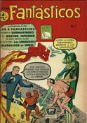 4 Fantásticos, Los (La Prensa) #6