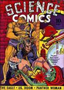 Science Comics (Fox) #4