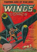 Wings Comics #5