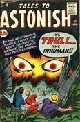 Tales to Astonish (Vol. 1) #21