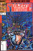 Machine Man (Ltd. Series) #1