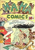 Ha Ha Comics #33