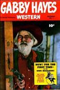 Gabby Hayes Western #1