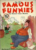 Famous Funnies #24