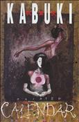 Kabuki 1996 Calendar #1