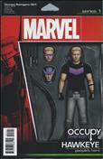 Occupy Avengers #1 Variation D