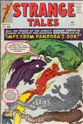 Strange Tales (1st Series) #109