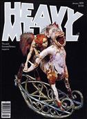 Heavy Metal #22