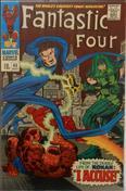 Fantastic Four (UK Edition, Vol. 1) #65