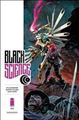 Black Science #2  - 2nd printing