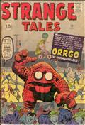 Strange Tales (1st Series) #90