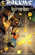 Pakkins' Land: Quest for Kings #1 Variation A