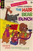 The Hair Bear Bunch #1