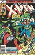 The Uncanny X-Men Annual #4