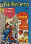 4 Fantásticos, Los (La Prensa) #60