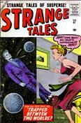 Strange Tales (1st Series) #67