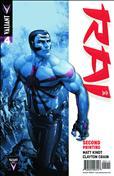 Rai (2nd Series) #4  - 2nd printing