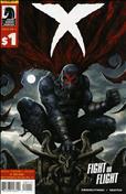 X (2nd Series) #1  - 2nd printing