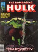 Rampaging Hulk (Magazine) #4