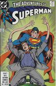 Adventures of Superman #458
