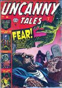 Uncanny Tales (1st Series) #5