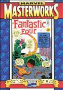 Marvel Masterworks: The Fantastic Four #1 Variation A