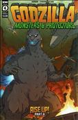 Godzilla: Monsters & Protectors #4 Variation A