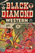 Black Diamond Western #25