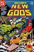 New Gods (2nd Series) #3