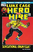 Hero for Hire #1  - 2nd printing