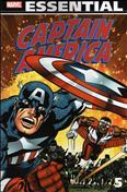 The Essential Captain America #5