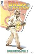 Back To The Future (IDW) #25 Variation B