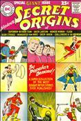 Secret Origins (1st Series) Annual #1