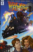 Back To The Future (IDW) #4